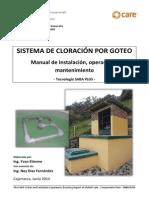 Manual de instalación, operación y seguimiento de sistema de cloración por goteo SABA Plus.pdf