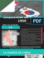 La Guerra de Corea 1950