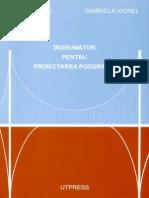 Indrumator Pentru Proiectarea Podurilor