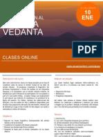Introduccion Vedanta