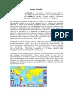 Idioma Español e Imagenes