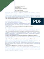 Cuestionario de Socio2DA UNI2007