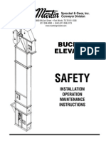 Bucket Elevator Safety