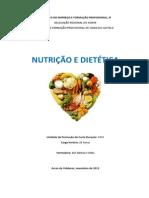 Manual Nutrião e Dietética