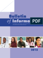 2015 USMLE Bulletin