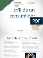 Perfil de Consumidor