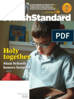 Jewish Standard, January 30, 2015, with supplements