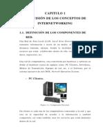 Internetworking todos los conceptos
