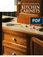 The Art of Woodworking - Kitchen Cabinets