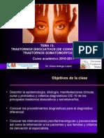 Trastornos Disociativos y Somatomorfos