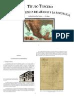 Cartografía Mexicana T III 3 Febrero 2009