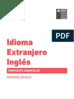 Propuesta de Programa de Estudio Inglés