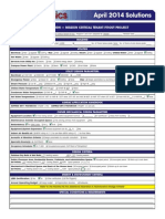 B2B April 2014 Solutions1