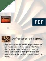 Deflectores de Capotas