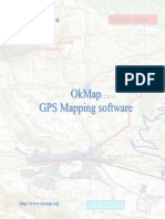OkMap GPS Mapping Software