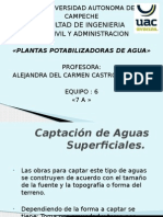 Captación de Aguas Superficiales