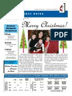 0115 Newsletter