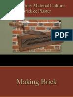 Tools - Brick & Plaster