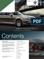 BMW Quickguide 7series En