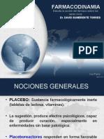 CLASE 3 - FARMACO DINAMIA - 1ra parte.ppt