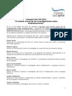 Cim Coloquio Programa _2013