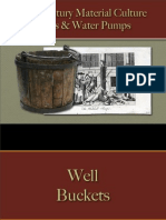 Architecture - Wells & Water Pumps