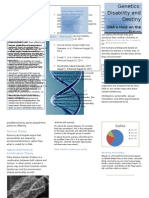 Small Brochure on Genetics