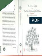 Bela Hamvaš - Pet genija; Tabula Smaragdina