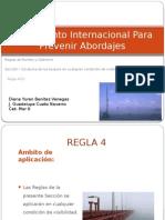 Reglamento Internacional Para Prevenir Abordajes