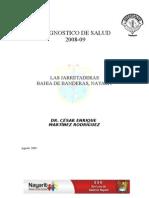 Diagnostico de Salud Jarretaderas 2008-09