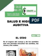 Higiene Auditiva - 2015 PDF