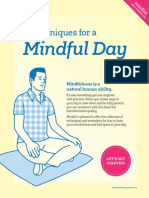 5 Mindful Tips
