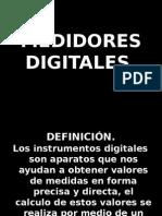 MEDIDORES DIGITALES