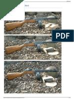 PPSh-41 Photo Essay
