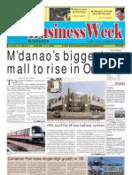 Business Week Mindanao 2nd Week January