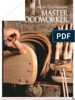 The Art of Woodworking - Master Woodworker