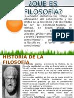 Filosofía - Clase 1