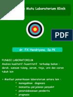 PK - Manajemen Laboratorium