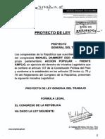 Ley General de Trabajo Perú 2015