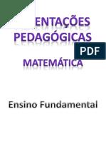 Orientações Pedagógica