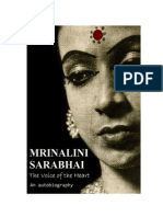 Mrinalini Sarabhai - The voice of heart