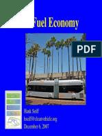 Bus Fuel Economy