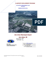 Michigan Airport Development Program