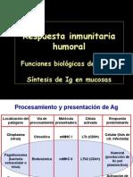 Clase Respuesta Inmunitaria Humoral1