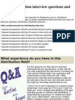 Top 10 distribution interview questions and answers.pptx
