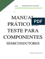 Manual Prático de Teste Para Componentes Semicondutores