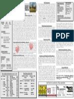 St. Joseph's Feb(02)-01-2015 Bulletin