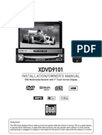 Installation/Owner's Manual