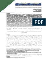 Formación de las acciones de multiplicación y división en la escuela primaria. Rosas, Quintanar y Solovi~0