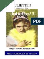 Donatien Alphonse François de Sade - Juliette3
